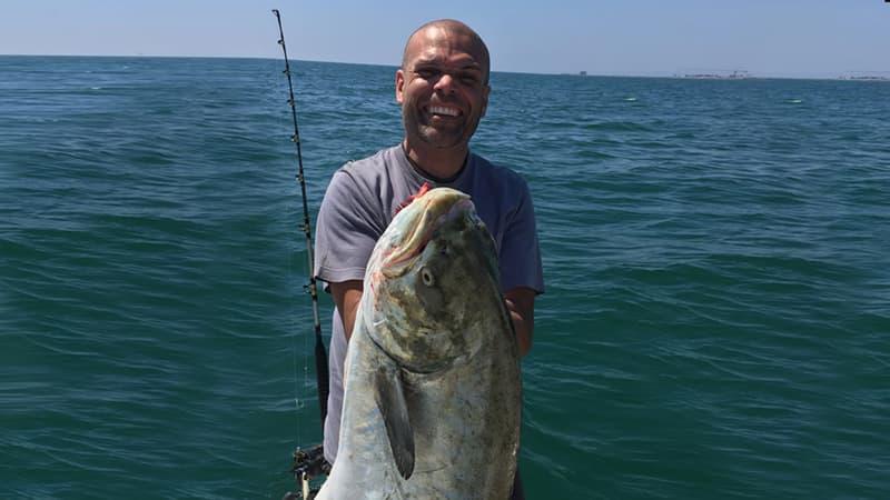 L'intuito di un gran pescatore
