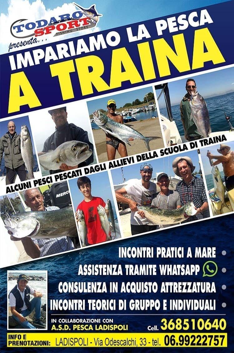 Incontri di pesca gratis